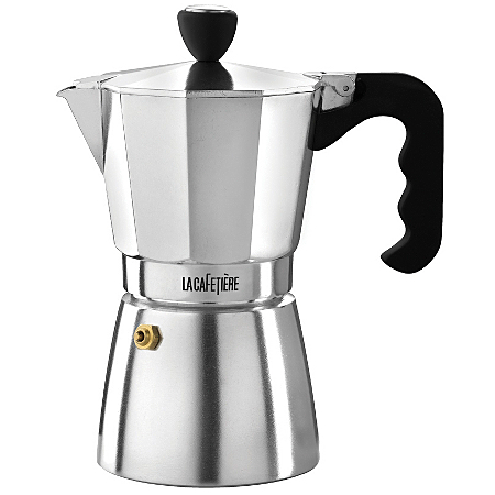 George Home Coffee Maker : La Cafetiere Silver Classic Espresso Cups & Mugs ASDA direct