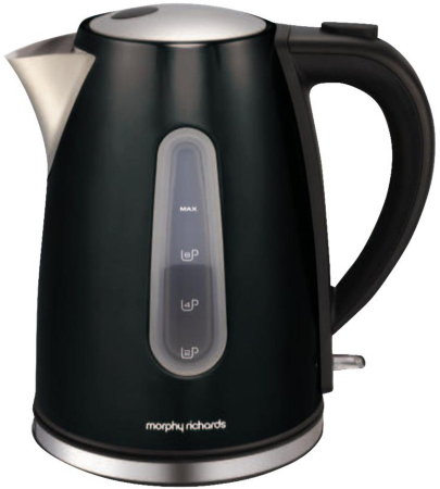 Morphy richards 1 5l accents kettle various colours kettles asda