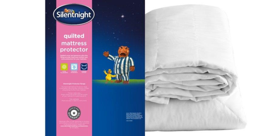 Silentnight Quilted Mattress Protector