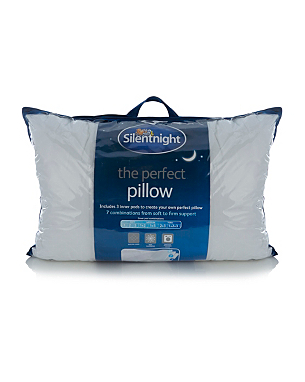 Silentnight Create Your Own Perfect Pillow Pillows