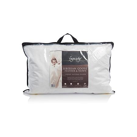 Fogarty Goose Feather Amp Down Pillow Pillows Asda Direct