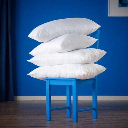 Slumberdown Truly Washable Pillow Pair Pillows George