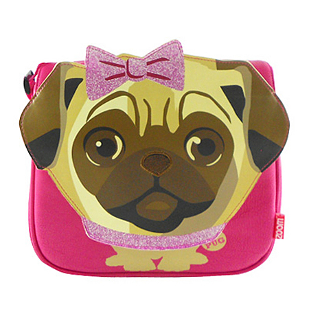 pug insulated lunch bag kids dining asda direct. Black Bedroom Furniture Sets. Home Design Ideas