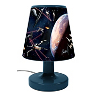 star wars bedside light home garden george at asda. Black Bedroom Furniture Sets. Home Design Ideas