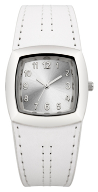 White Chunky Strap Watch