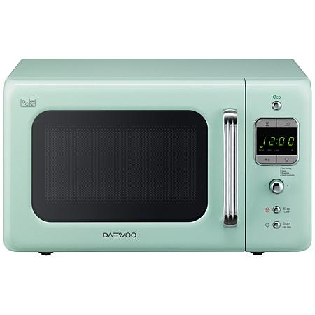 daewoo retro 20l 800w microwave various colours. Black Bedroom Furniture Sets. Home Design Ideas