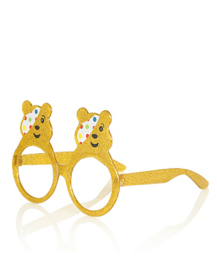 Children in Need Pudsey Glasses Frames Girls George at ...