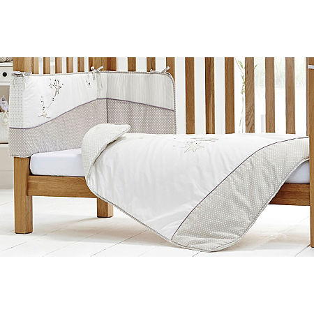 Minnie Mouse Cot Bedding Set Asda