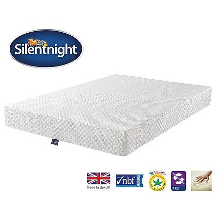 Silentnight 7 Zone Memory Foam Mattress King Size Mattresses Toppers Asda Direct