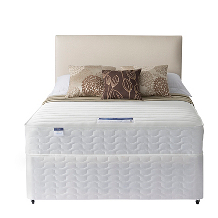Silentnight Miracoil Memory Divan King Size Various Storage Beds Asda Direct