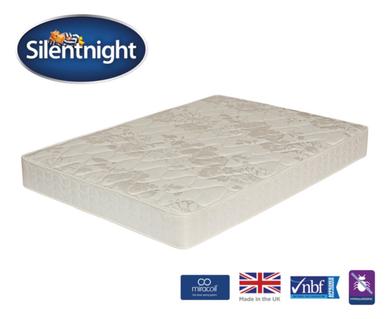 Silentnight Miracoil Ortho Mattress King Size