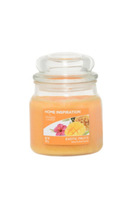 Yankee Candle Medium Jar - Exotic Fruits