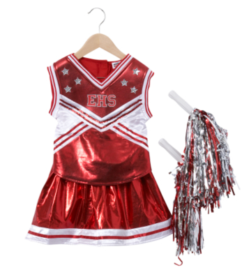 High School Musical Cheerleader Outfit