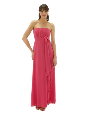 Maxi Dresses  Weddings on Asda Direct   Chiffon Maxi Bridesmaid Dress Customer Reviews   Product