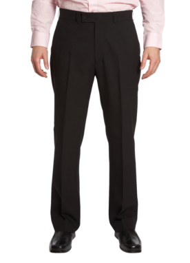 Formal Trousers - Black