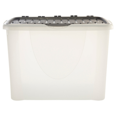 ASDA 60L Flip Lid Storage Box