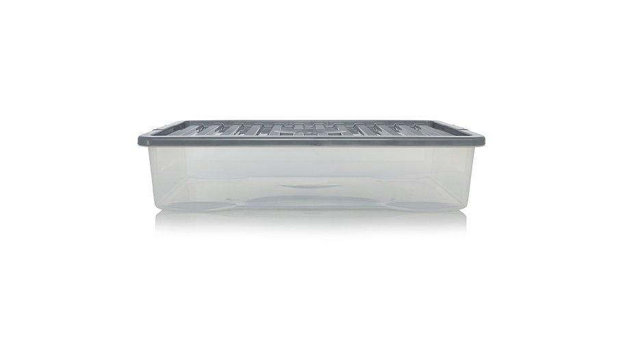 ASDA Clear 42L Storage Box