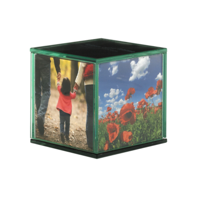 Glass Cube frame, Frame