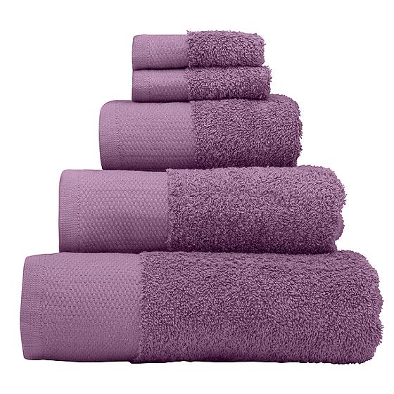 george home towel and bath mat range plum towels. Black Bedroom Furniture Sets. Home Design Ideas