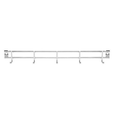 george home stainless steel hanging rack utensils. Black Bedroom Furniture Sets. Home Design Ideas