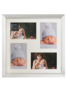 ASDA Silver Multi Photo Frame