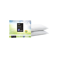 George Home Anti Allergy Firm Support Pillow 2 Pack