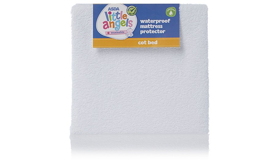 Waterproof Cot Bed Mattress Cover On Supaprice