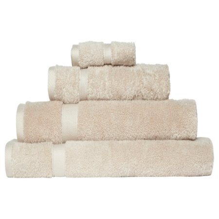 George Home 100% Egyptian Cotton Towel and Bath Mat Range - Ivory
