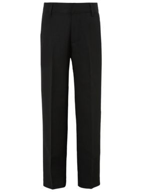 Boys School Flat Front Trousers