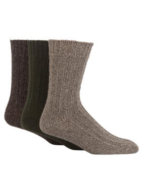 Pack of 3 Heavy Duty Socks