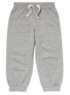 Cuffed Grey Joggers main view