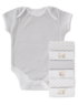 7 Pack Baby Bodysuits main view