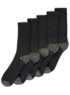 5 Pack Workwear Socks main view