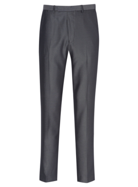 Pin Dot Formal Trousers
