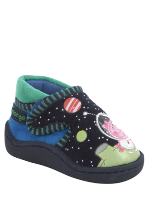 George Pig Space Slippers