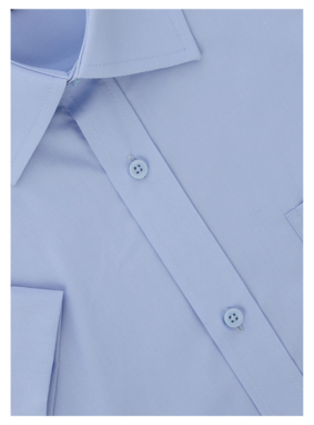 Short Sleeved Formal Shirt