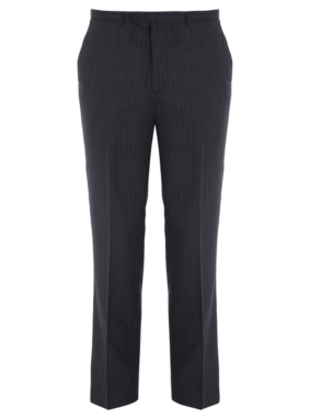 Charlie Allen Striped Formal Trousers