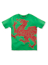 Welsh Dragon T-Shirt main view