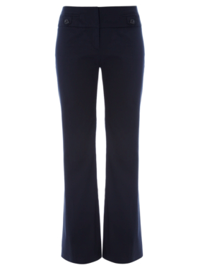 Sateen Formal Trousers