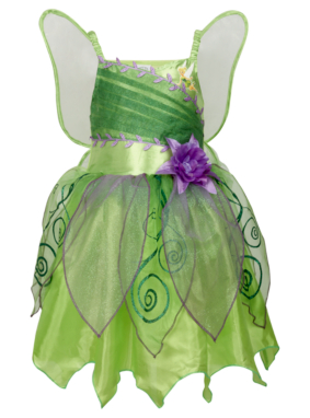 Disney's Tinkerbell Dress Up Outfit