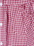 Red Gingham School Dress alternative view