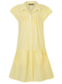 Yellow Gingham School Dress main view