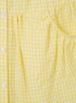 Yellow Gingham School Dress alternative view