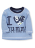 I Love Mummy Baby Top main view
