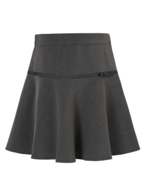 Girls School Flippy Skirt