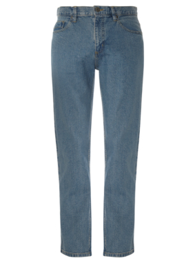 Light Wash Regular Jeans