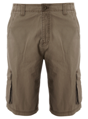 Cargo Shorts - Brown