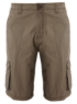 Cargo Shorts - Brown main view