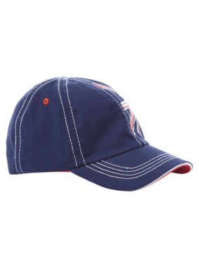 Union Jack Embroidered Cap