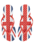 Union Jack Flip Flops alternative view